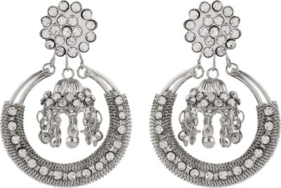 Haze HAZE0499 Zircon Alloy Drop Earring