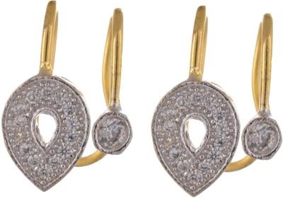 Grandiose FKC36 Zircon Alloy Cuff Earring