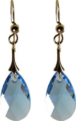 Pearl Paradise Elements Swarovski Crystal Stone Dangle Earring