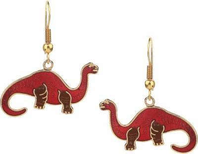 Jazz Jewellery Dangle Earring Copper Dangle Earring at flipkart