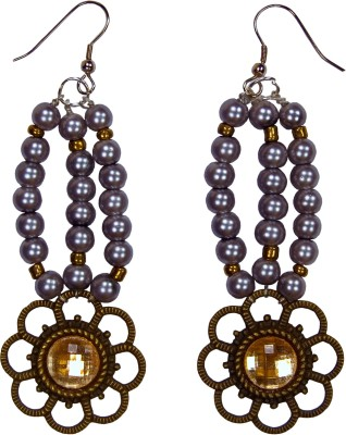 Retaaz Raga Ardour Junk Metal Dangle Earring