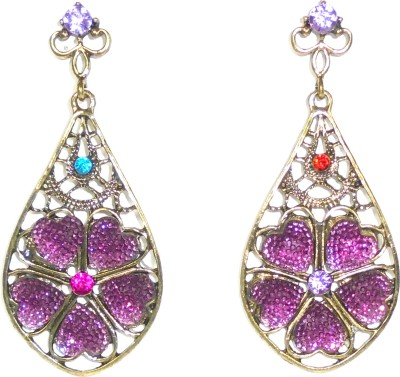 Adimani Vipika Alloy Dangle Earring