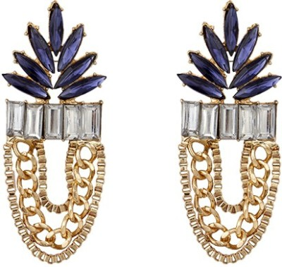 A Bit of Me Crowning Glory Alloy Dangle Earring