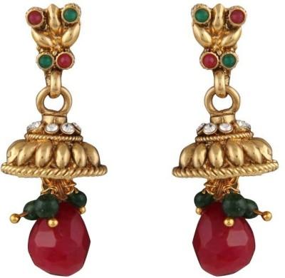 Panini M_14_2 Copper Jhumki Earring