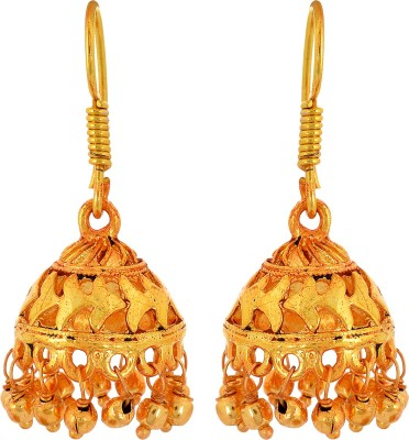 Subharpit Stylish Desinge Metal Jhumki Earring