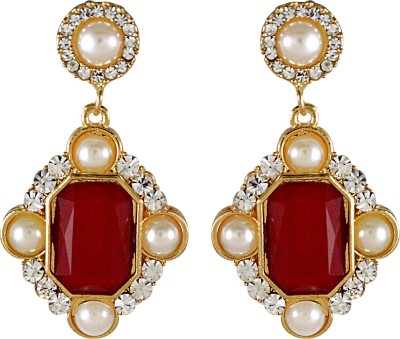 Pling Berdine Alloy Drop Earring