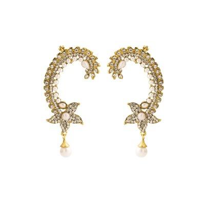 Tam Creatio Appealing Metal Cuff Earring
