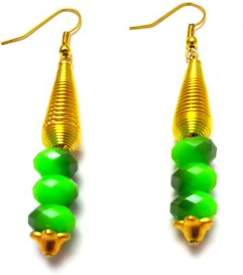 TimesDeals Times Sparkle Alloy Drop Earring
