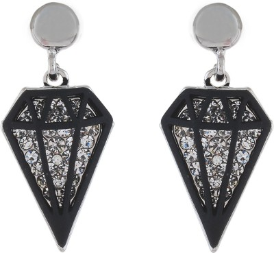 Numaish Fashionable Crystal Alloy Dangle Earring