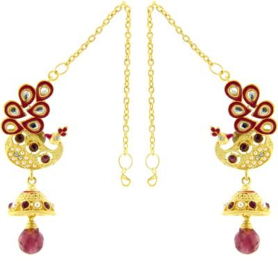 Kaizer Jewelry Sparkle Shining Diva Alloy Dangle Earring