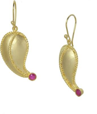 Orolush Brass Dangle Earring