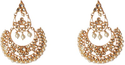 Rever Design Studio Spring Summer Alloy Chandbali Earring