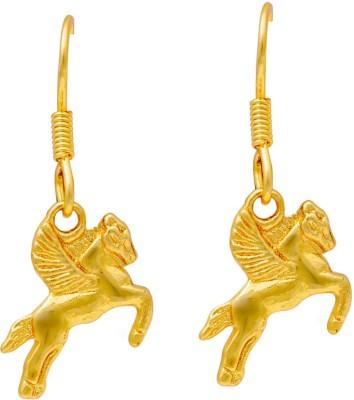Ijuels Princess vogue treasures delight Brass Drop Earring