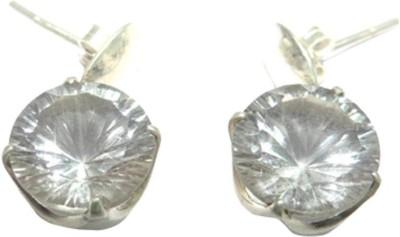 patashi exports crystal corn cut Crystal Sterling Silver Drop Earring