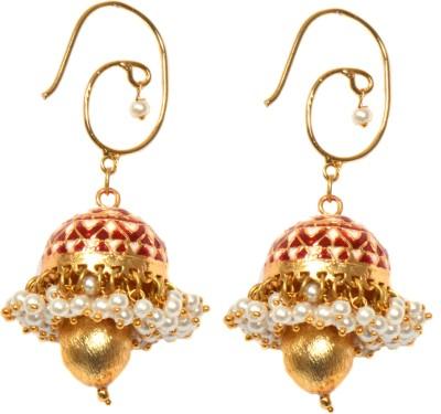 Ratnakar Broser Alloy Jhumki Earring