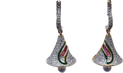 Asset Jewels Jhumki Brass Drop Earring