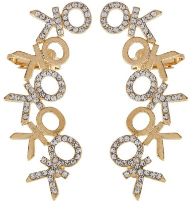 Lazreena Designer Collection Alloy Cuff Earring