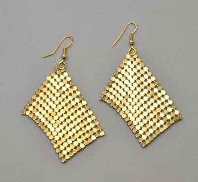Oomph Gold Fashion Jewellery for Women, Girls & Ladies Metal Dangle Earring