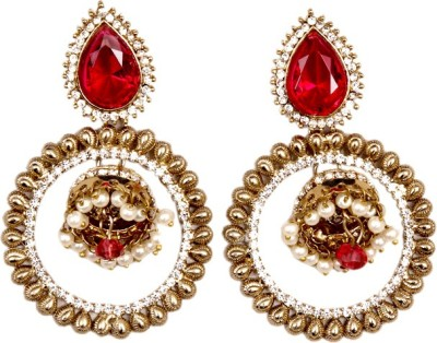 Sgsproducts Princess Delight Metal Drop Earring