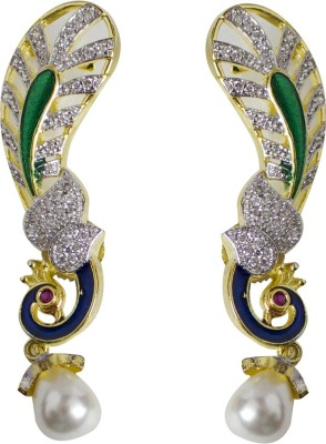 Jewelgrab Sai-Ad-Mc-Kanphool Alloy Cuff Earring