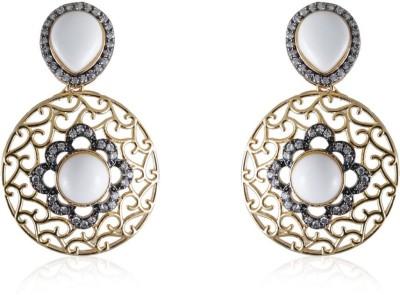 Vastradi Designer Alloy Drop Earring