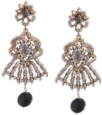 Buyclues SSJ6104 Brass Earring Set