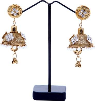 Hanishka Alloy Jhumki Earring