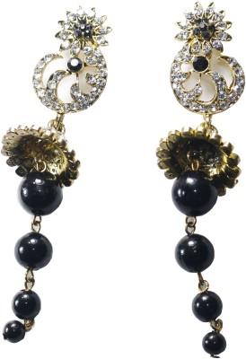 Navisha Grapes Shaped Alloy Drop Earring