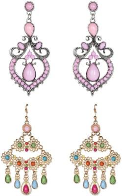 Jewelizer Style Diva Alloy Earring Set