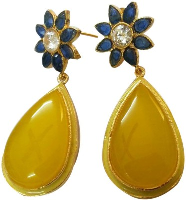 zenith jewels princess01 Brass Chandelier Earring
