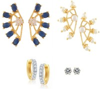 Archi Collection Style Diva Cubic Zirconia Alloy Earring Set best price on Flipkart @ Rs. 615