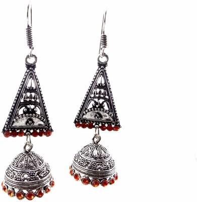 Shiv Kutumb Delight Metal Dangle Earring