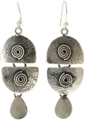 Aabhushan Aabhushajewels Sterling Silver Dangle Earring