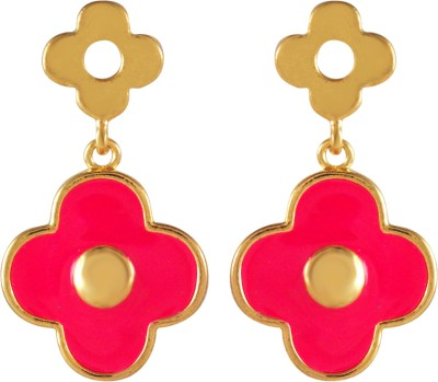 Pling Heather Alloy Drop Earring