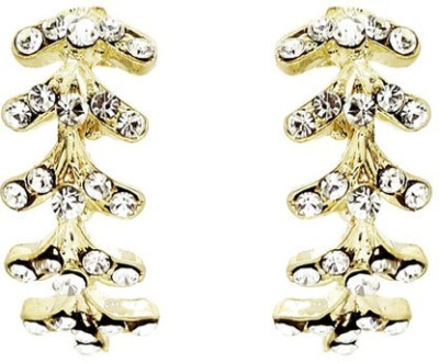 Saashis Closet Bewitching Shine Alloy Stud Earring