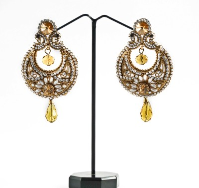 Mayine Fashion Alloy Chandbali Earring