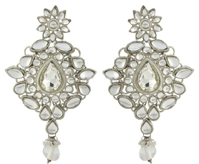 Asmara Exquisite Hand Crafted Alloy Drop Earring