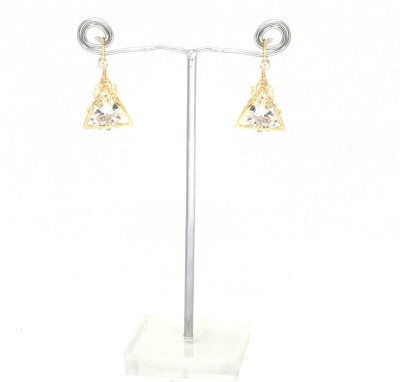 Shopaholic Fashion Shopa Crystal Alloy Dangle Earring