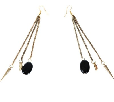 Ambitione Spiked Alloy Dangle Earring