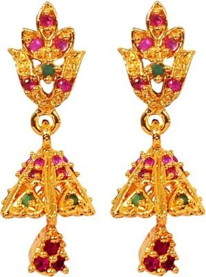 Harini Designer Alloy Drop Earring