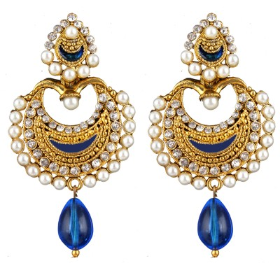 Shopernow Designer jewels Alloy Chandelier Earring