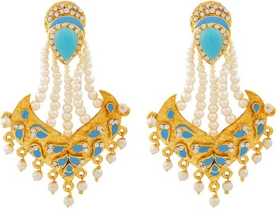 REEVA FASHION JEWELLERY DESIGNER Zinc Chandbali Earring