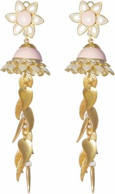 LE Fusia Alloy Drop Earring