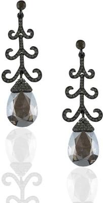 Anuradha Art Designer Metal Drop Earring