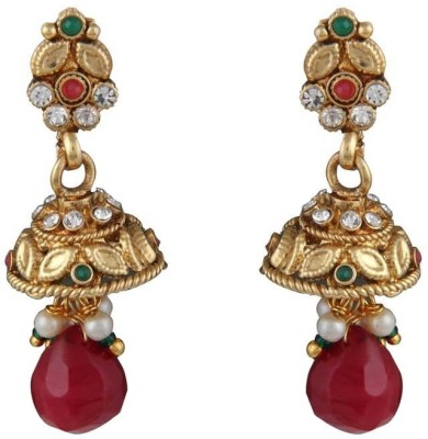 Panini M_14_1 Copper Jhumki Earring