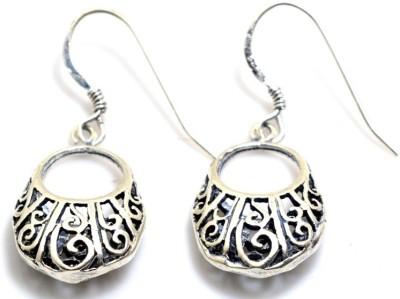 AnavaySilver AER063 Silver Dangle Earring