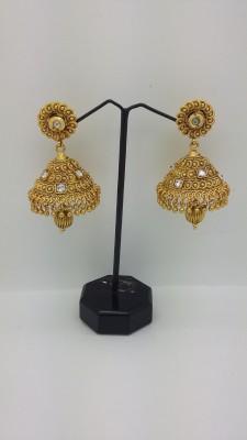 Aakarshan a8 Copper Earring Set
