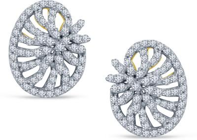 Eldora Cubic Zirconia Alloy Stud Earring
