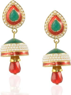 Royal Bling Traditional Party Metal Jhumki Earring