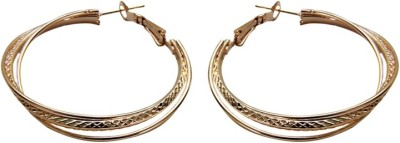 Our Rituals Girly Alloy Hoop Earring
